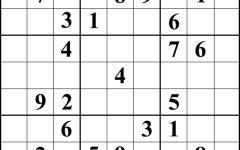 Sudoku: Hard