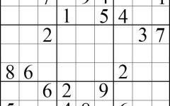 Sudoki: Hard