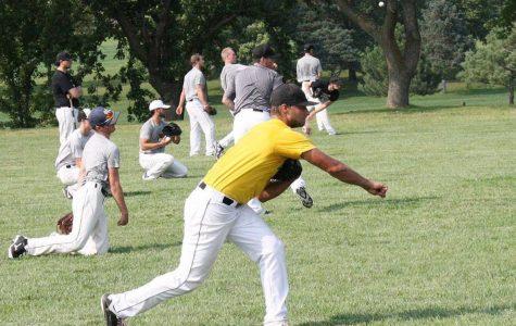 Baseball prepares for fall games