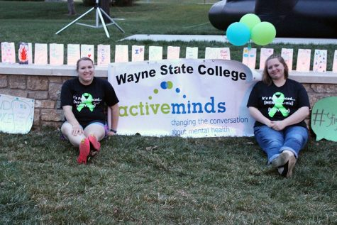 Active Minds host annual Step Against Stigma