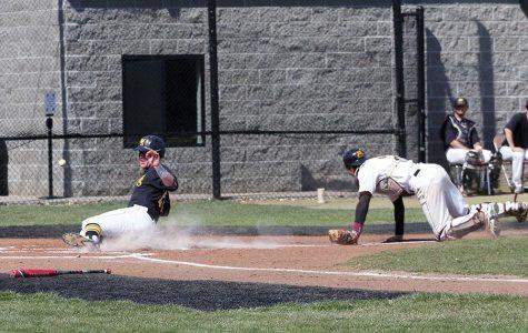 Baseball plays four high-scoring games