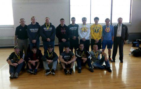 WSC wrestling club's tournament win is good season start