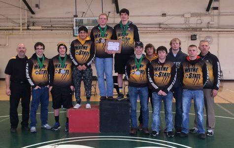 WSC wrestling sends seven to nationals