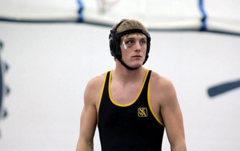 WSC wrestler faces down hard times off the mat