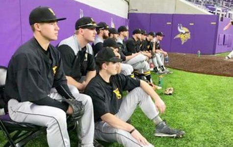 Wildcat baseball's offense dominates during break
