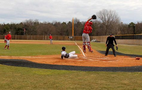 Baseball starts NSIC play with room to improve