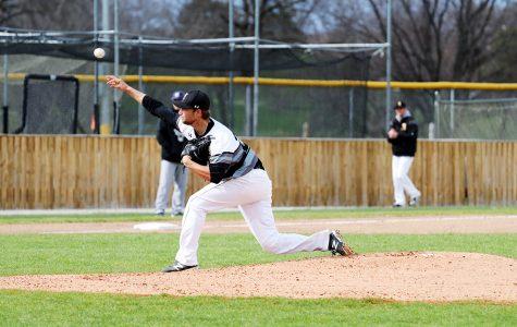 'Cat baseball splits weekend in Duluth