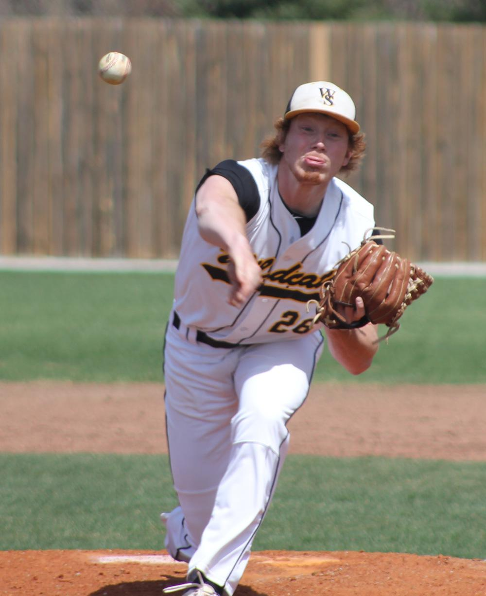 Eric Browning recorded another great performance on the mound for the Wildcats against Augustana