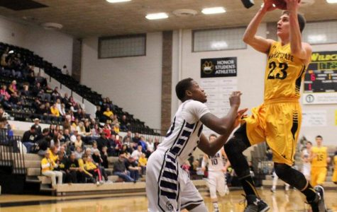 First conference win sweet for Brian Dolan, WSC basketball