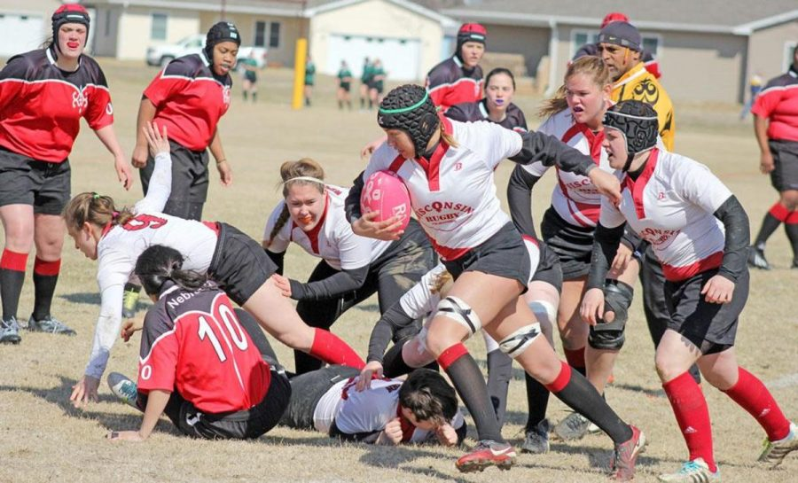 Photos+from+the+rugby+tournament+held+in+Wayne+last+weekend.+Plenty+of+states+were+represented+in+Wayne+this+weekend%2C+including+Texas%2C+Wisconsin+and+Maryland+as+well+as+Canada.