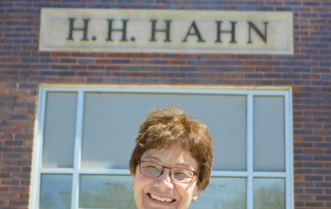 After half-century at Hahn, she's ready for registrars sainthood