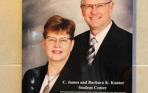 Student Center renamed for James and Barbara Kanter