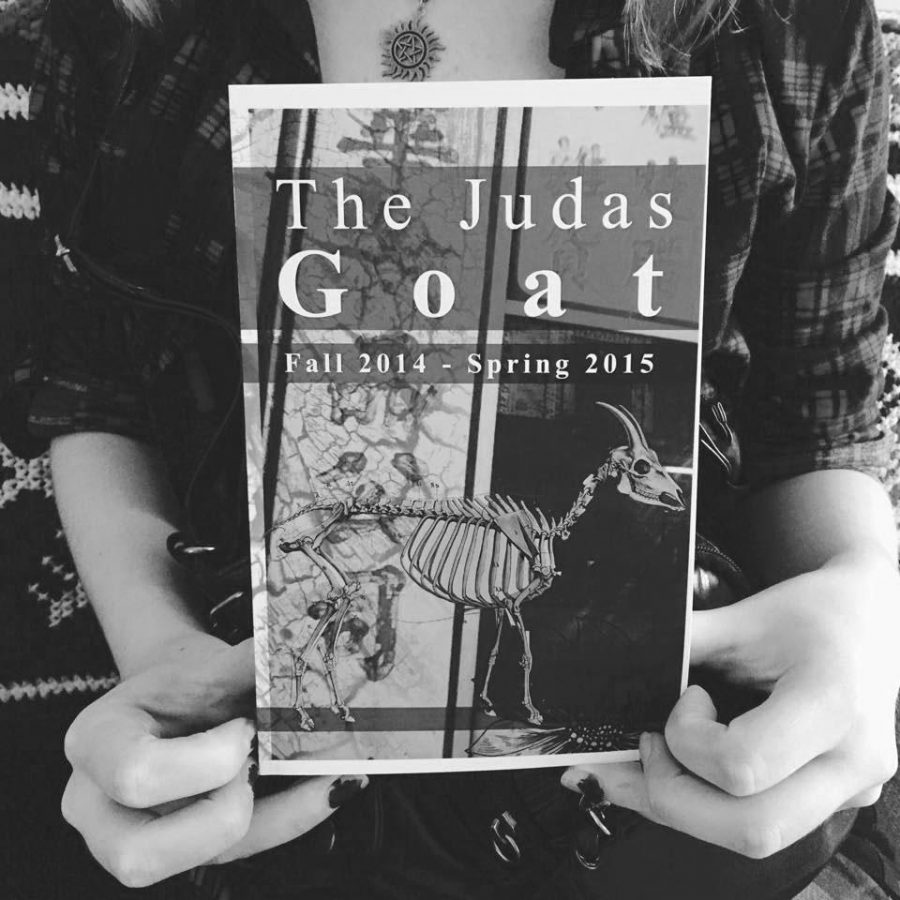 Judas Goat Release Party will showcase the talent of WSC writers. as well as host an open mike for new talent.