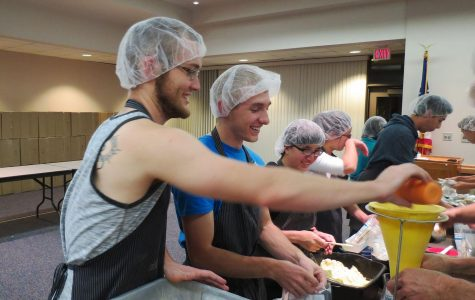 Helping others with Mercy Meals