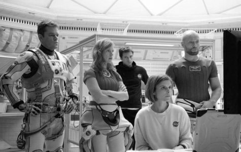 Not your typical space movie, so enjoy ride with 'The Martian'