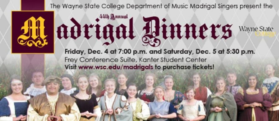 Madrigals to debut in December