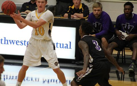 WSC men's basketball claims first win