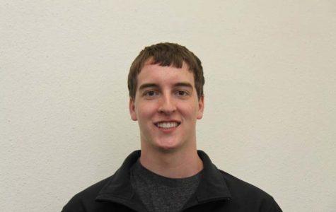 Student trustee Matt Mullins' term will end May 1.
