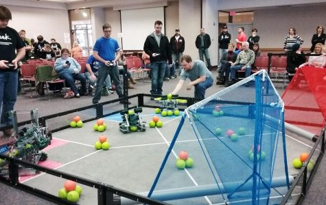 WSC beats Northeast in robotics competition