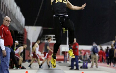Indoor track and field takes off with a bang