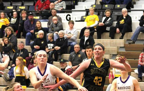 Lady Wildcats' six game winning streak comes to an end
