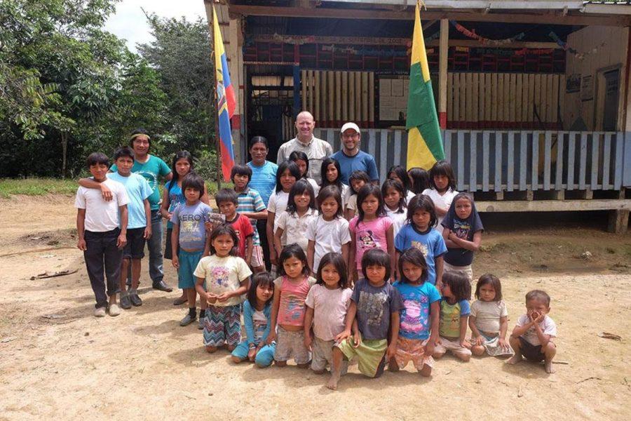 WSC group heads to Ecuador