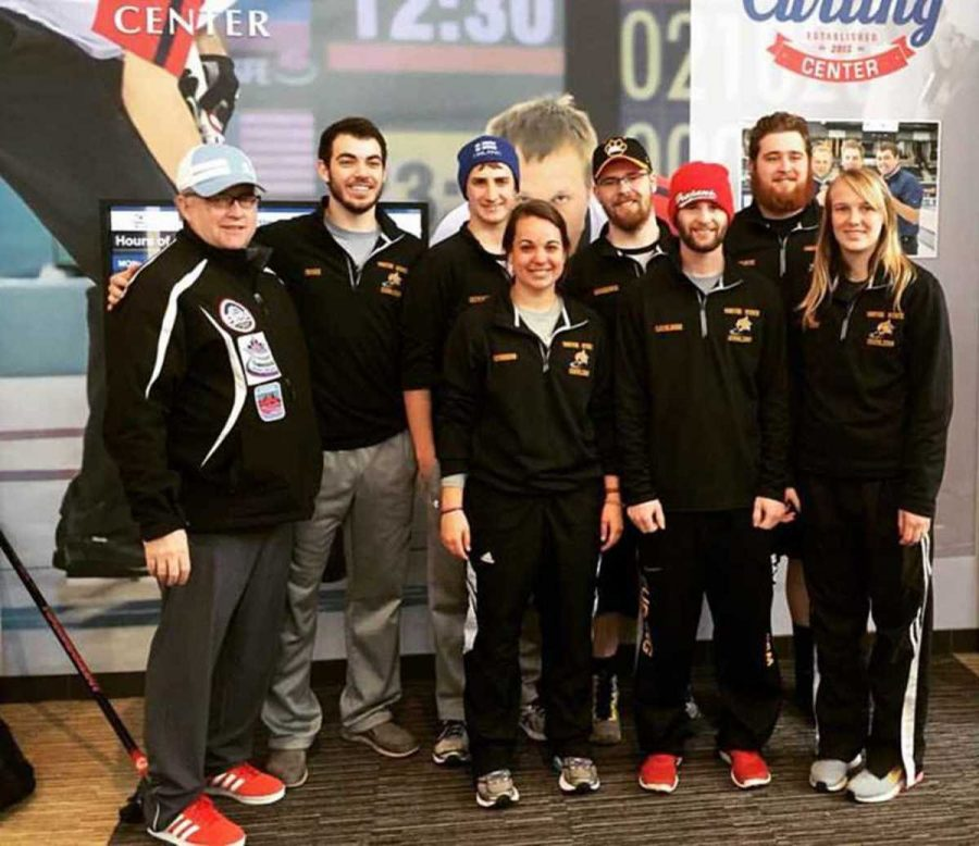 WSC Curling Club in Chaska, Minnesota.