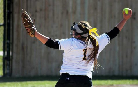 WSC Softball rises to first place in NSIC standings