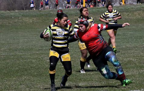 Wayne rugby men and women fair well in Battle on the Nebraska Prairie