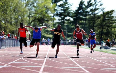 Fly, Sullivan win races at Doane Relays