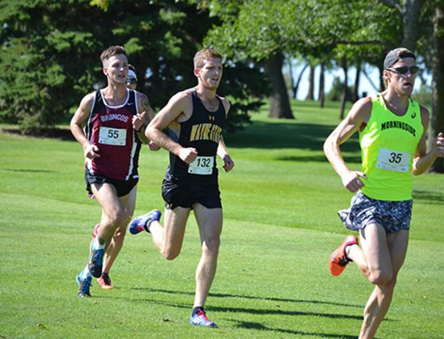 Antoine Bardou is a junior transfer student, originally from Saint-Chely d'Apcher, France. In the past two meets, Bardou placed 19th out of 228 runners in the Augustana Twilight Invite, as well as 4th in the Dakota State Invite.