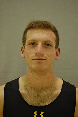 Antoine Bardou started off his Wildcat indoor track career with  a new WSC record. Bardou posted an impressive 2:31.89 in the 1,000-meter run.