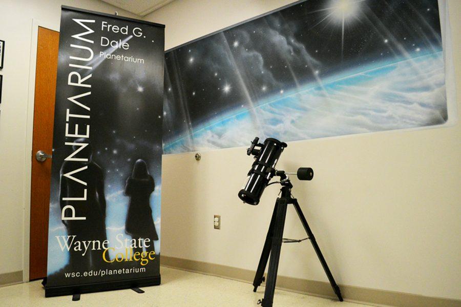 The History of the Wayne Planetarium