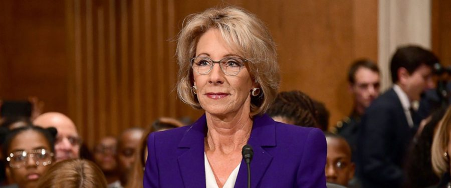 Secretary of Education selected by one vote