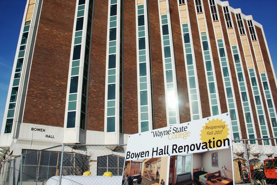 Bowen renovation still on time; theme floor talk just rumors