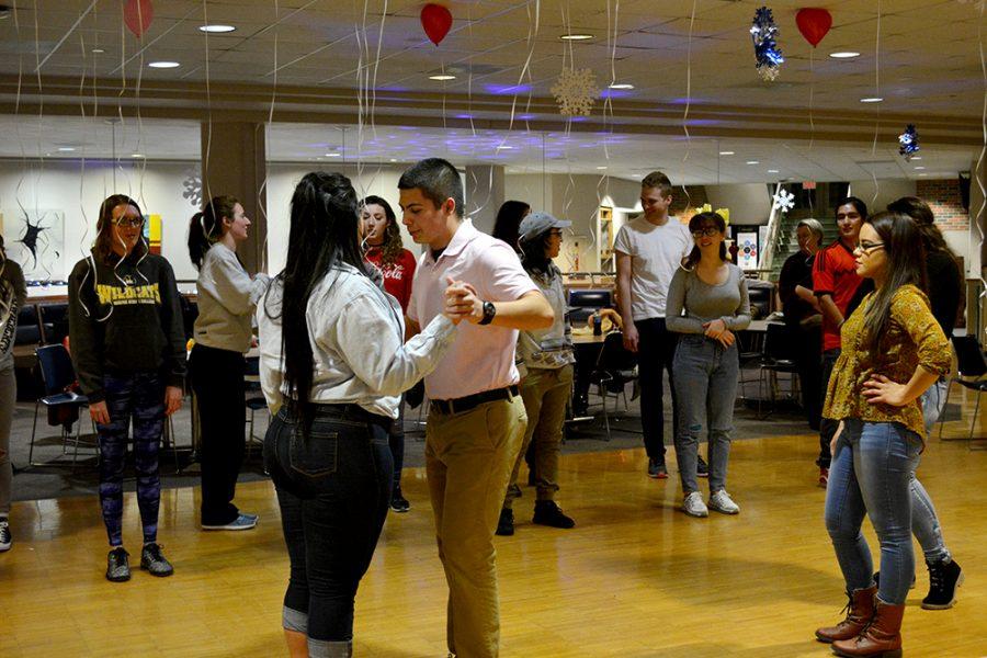 Uniting cultures through dance