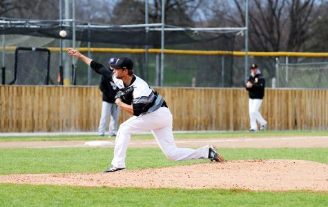 'Cat baseball splits weekend in Duluth