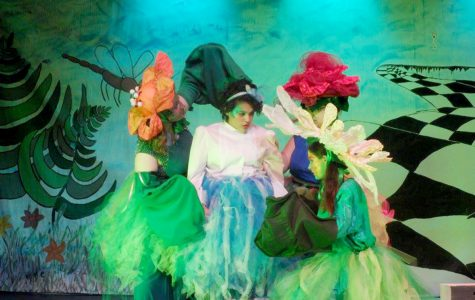 'Alice's Adventures in Wonderland' rocked Ramsey