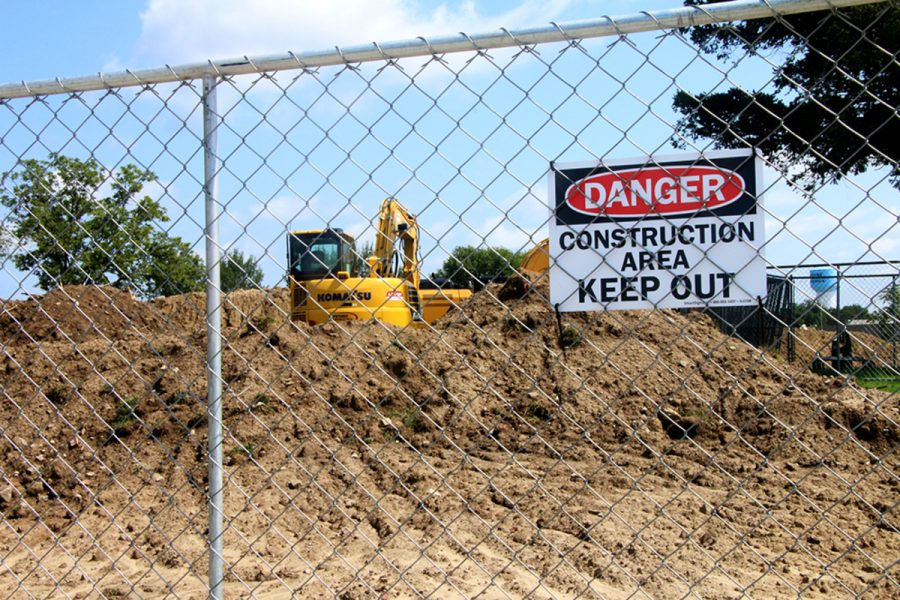 Construction has began on the new Center for Applied Technology