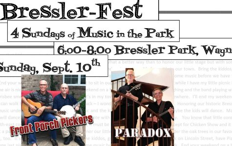 Area bands will participate in Bressler-Fest