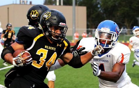 Wildcat Football fires on all cylinders