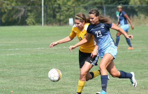Soccer team's tenacity brings them a win