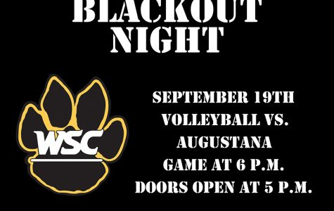 Students can win big at volleyball blackout