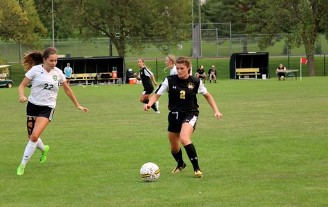 Soccer team begins season 1-1-1