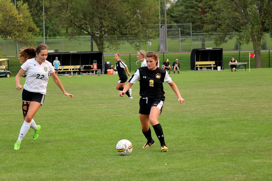 The WSC soccer team has an equal standing of 1 win, 1 loss, and 1 draw at the start of the season. The Cats are looking to get into the groove of At. Ambrose University on Friday.