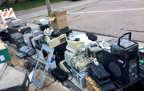 Electronics recycling helps save the world