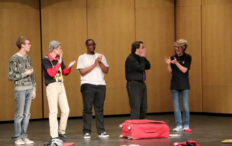 Mr. WSC brings laughter and tears
