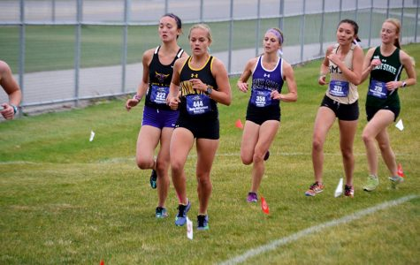 Cross Country team slow and steady in championship