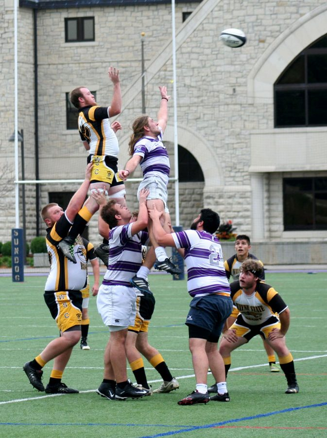 Rugby teams go all out, land wins against KSU