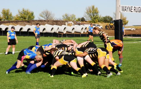 Rugby teams receive a win and a loss on Saturday